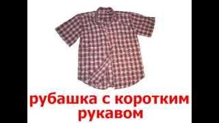 Презентация для детей по Доману. Одежда