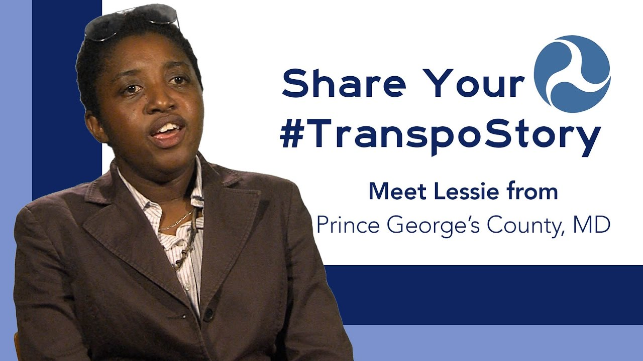 Share Your Transportation Story: Lessie