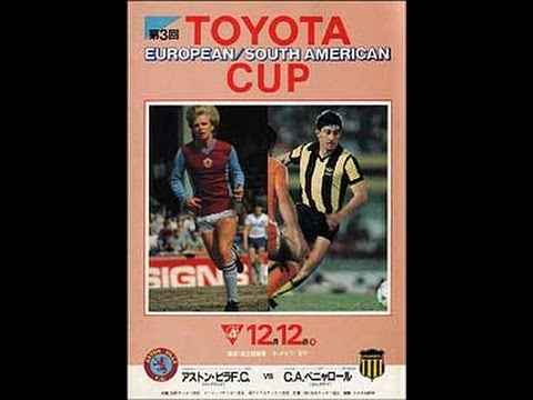Aston Villa 0 Penarol 2 - Toyota World Club Championship - 12th Dec 1982