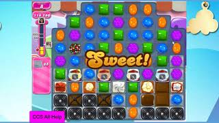 Candy Crush Saga Level 2456 25 moves NO BOOSTERS Cookie