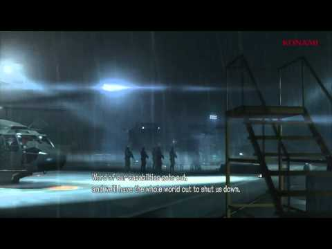Metal Gear Solid Ground Zeroes - First gameplay demo (English subtitles)