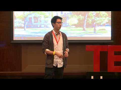 Change the world by changing a life: Patrick Ip at TEDxHongKong 2013