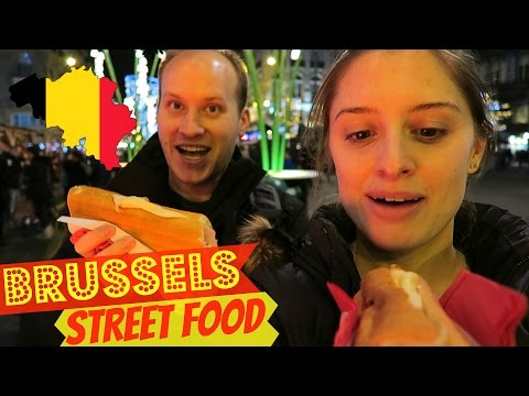 ARE YOU HUGGING YOUR SANDWICH? | Brussels, Belgium