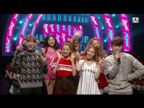 [150910] Mnet Japan M! Countdown Red Velvet - Comeback Interview
