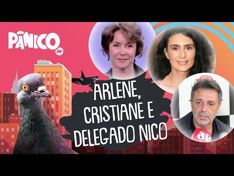 ARLENE CLEMESHA, DELEGADO