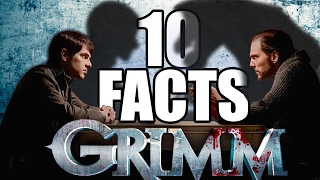 ГРИММ | Интересные факты о сериале ГРИММ | Movie Mouse