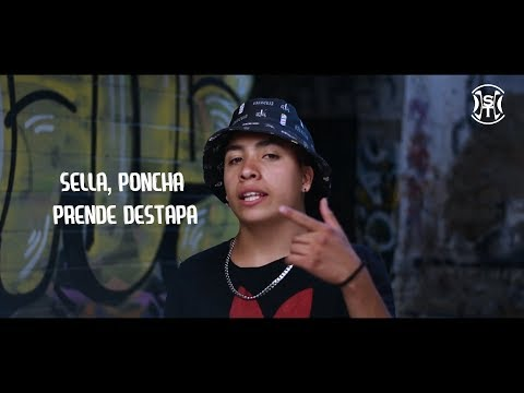 SELLA, PONCHA, PRENDE, DESTAPA - SANTA TRIP (VIDEO OFICIAL)