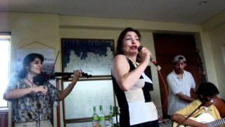 Luz Stella Arias interpreta Fumando espero.