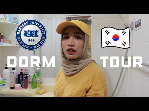 hanyang university dorm tour (seoul campus)