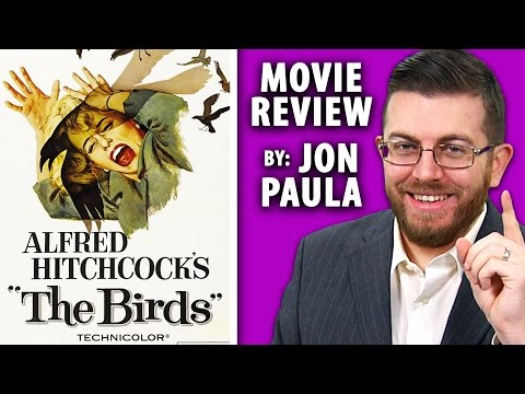 The Birds -- Movie Review #JPMN