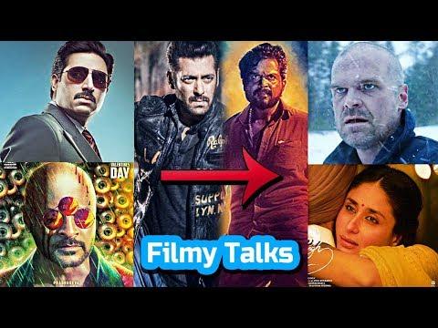 Filmy Talks - Kaithi Remake, Lal Singh Chaddha, Stranger Things 4, The Big Bull, Love Aaj Kal 2