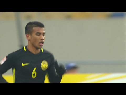 Korea Republic vs Malaysia (AFC U23 Championship 2018: Quarter-finals)