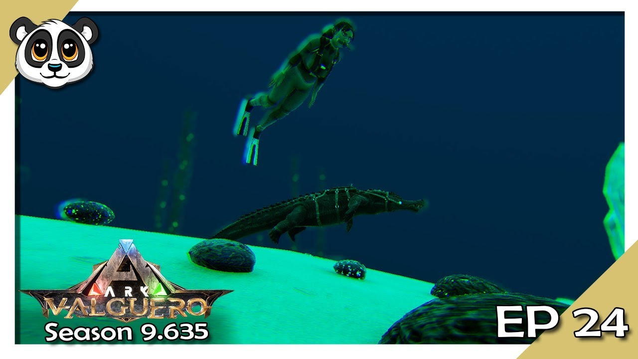 Finding Black Pearls S9 635 Ep24 Ark Valguero Youtube Survival evolved introduces a brand new map with five new biomes. finding black pearls s9 635 ep24 ark valguero