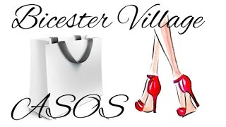 ASOS & BICESTER VILLAGE Haul - Links of London jewelry, Warehouse, Kookai, River Island Thumbnail