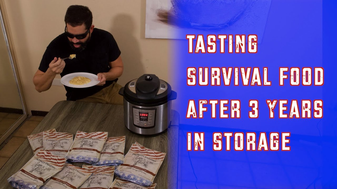 My Patriot Supply Survival Food Kit Review - Top10.com