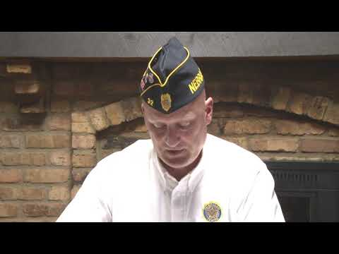 American Legion Post 32 Memorial Day Message 2020