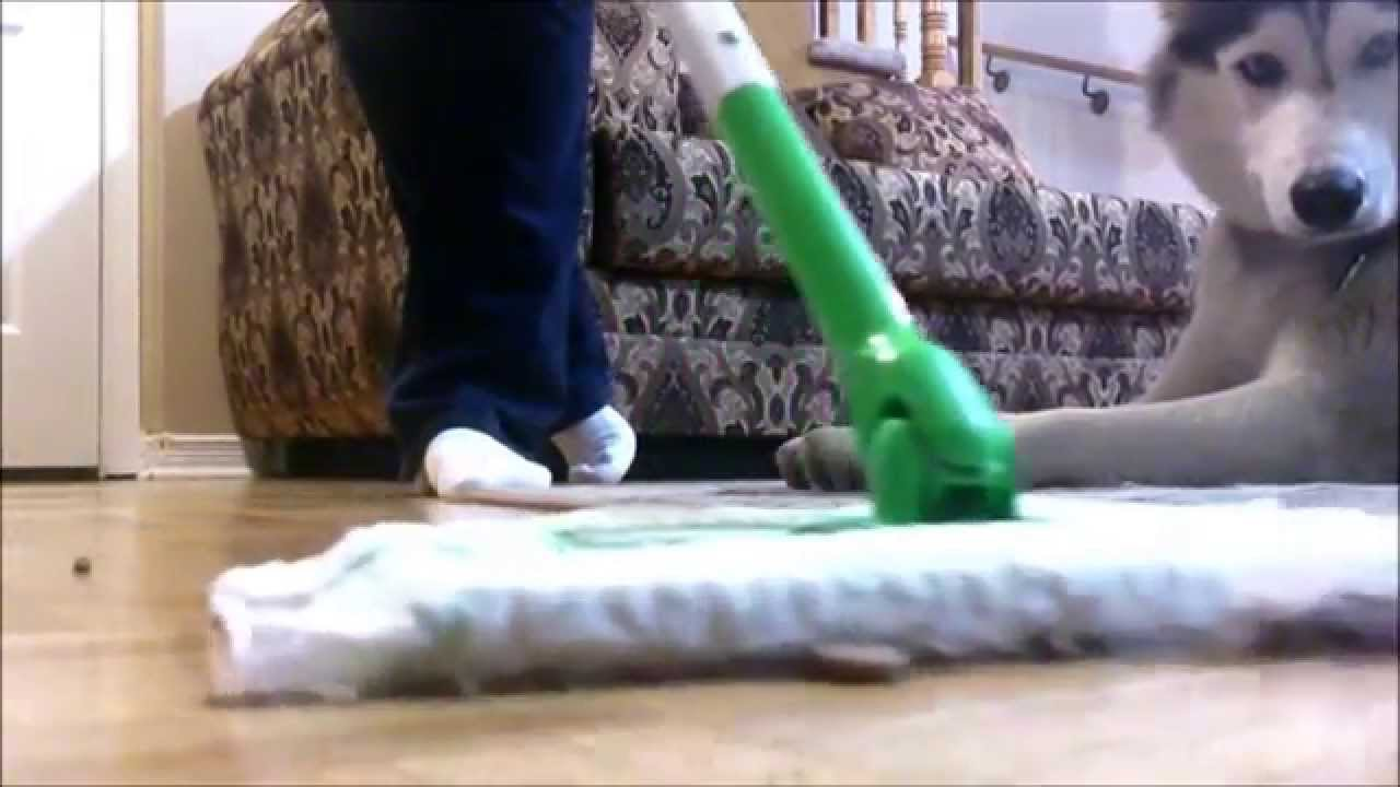 Pawan S Swiffer Sweeper Commercial Parody Youtube