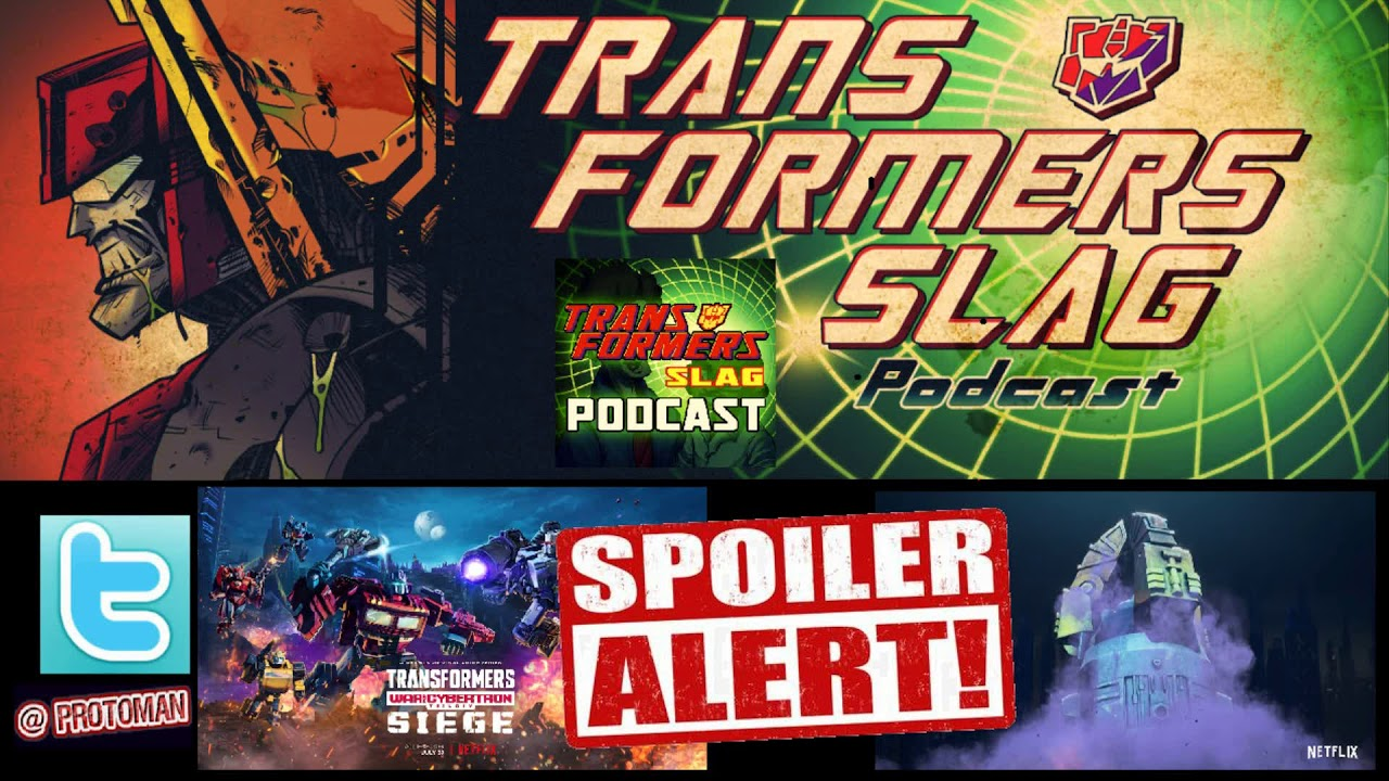 Netflix Transformers War For Cybertron Siege FULL character list, plot spoilers & NEXT series name