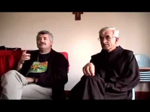 Padre Slavko Barbaric fragmento 1 conferencia sobre apariciones,videntes e intenciones oracion Mirjana
