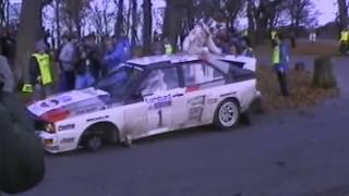 Classic Rally's Revisited: The 1983 RAC Rally