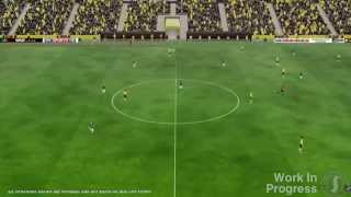 Football Manager 2015 PC Official Gameplay Trailer - 3D Match Engine