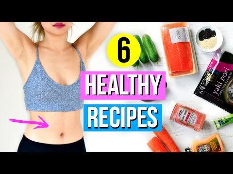 6 Healthy Lunch and Snacks You Must Try!