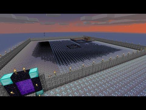 Minecraft-Diamond Superflat Survival(6) TIMELAPSE