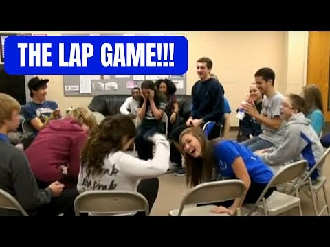 The Lap Game Super Fun Youth Group Icebreaker