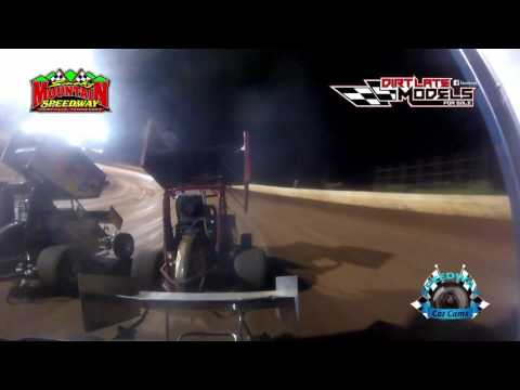 #730 Gregg Jones - Mini Sprint - 4-29-17 Smoky Mountain Speedway - In-Car Camera