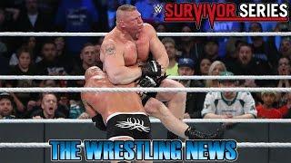 The Wrestling News - Survivor Series PPV 2016(Me Siga na Azubu - Live de Seg a Sex a partir das 14h: http://azubu.uol.com.br/matthsgamerbr ========== IMPORTANTE ========== Se gostar, não deixe ..., 2016-11-22T16:46:17.000Z)