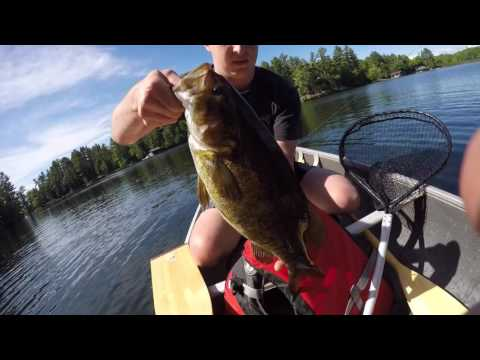 Salmon Fishing Lake Ontario on Mike's Birthday from YouTube · High Definition · Duration:  3 minutes 34 seconds  · 134 views · uploaded on 17.09.2015 · uploaded by Monster Hunter Charters