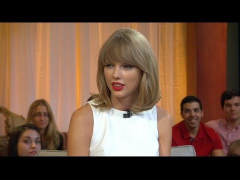 Taylor Swift Interview On The View 2014