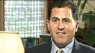 Talking Heads: Michael Dell (Aired: March 2002)
