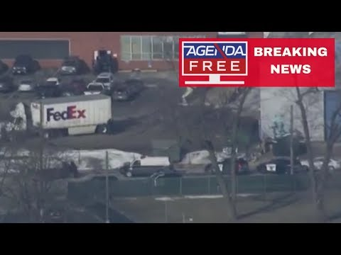 Active Shooter in Aurora, Illinois - LIVE BREAKING NEWS COVERAGE