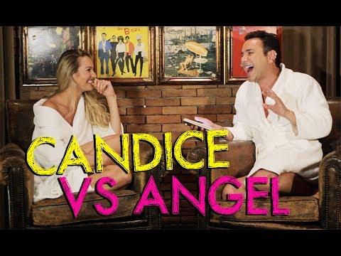 Segredos da angel Candice   #HotelMazzafera