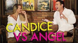 Segredos da angel Candice | #HotelMazzafera