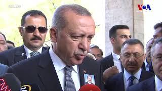 Erdoğan'dan ABD'ye Brunson Uyarısı