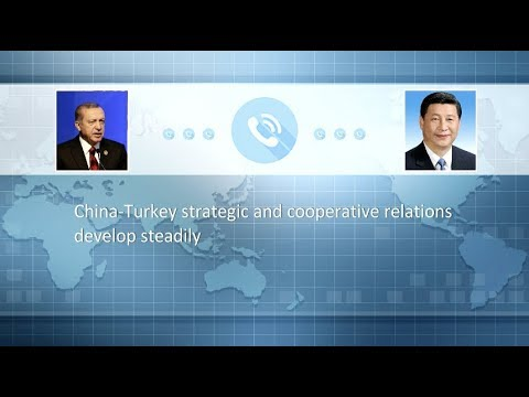 China, Turkey Should Maintain High-level Exchanges, Deepen Strategic Mutual Trust: Xi