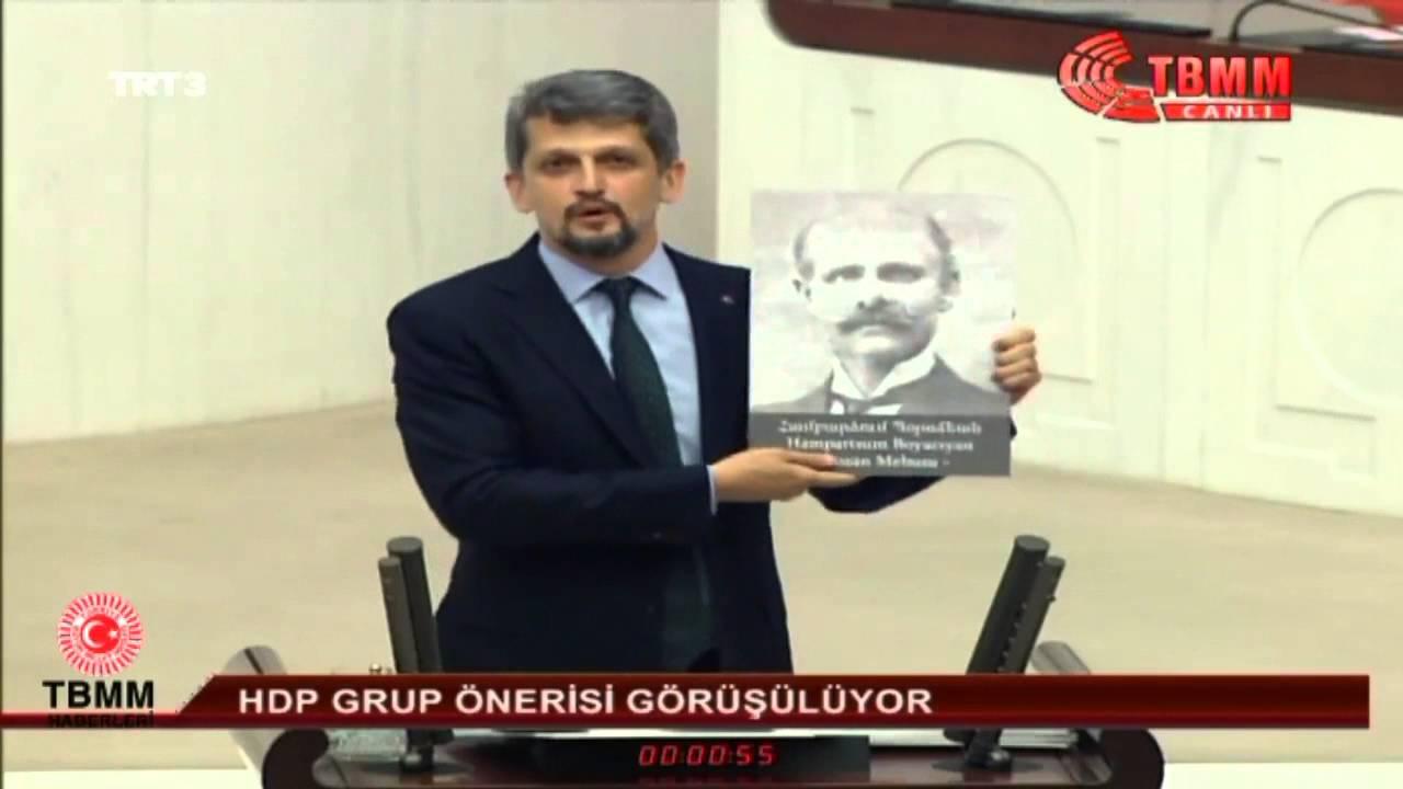 Կարո Փայլանը Թուրքիայի խորհրդարանից պահանջել է ուսումնասիրել և ներկայացնել Հայոց ցեղասպանության զոհերի տվյալները