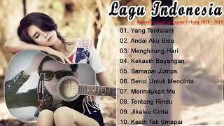 TANPA IKLAN! Top Musik Pop Indonesia Terbaru 2020 Pilihan Enak Didengar Waktu Kerja