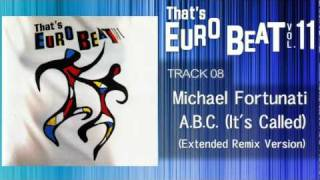 Michael Fortunati - A. B. C. (It