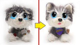 Rescuing The Most Adorable Husky Toy Ever | Rescue Runts