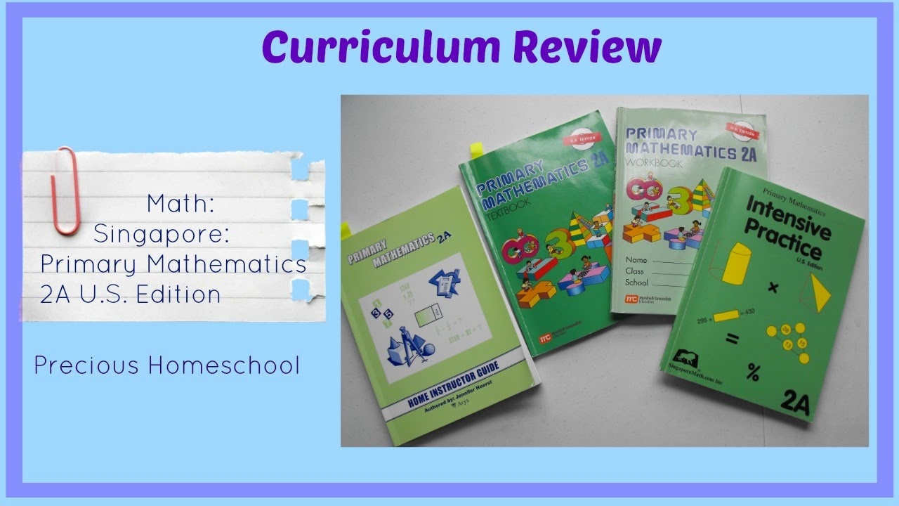 Singapore Math Teaching Strategies and Materials