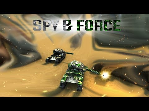 Spy & Force vs IlyushaGod (Champion) & AoE720 (Bronze) [XP/BP 2-2] thumbnail