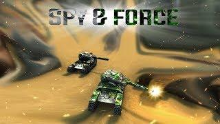 Spy & Force vs IlyushaGod (Champion) & AoE720 (Bronze) [XP/BP 2-2]