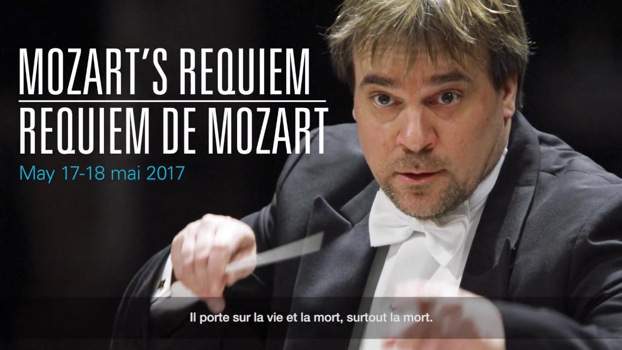 video: John Storgårds on Mozart's Requiem