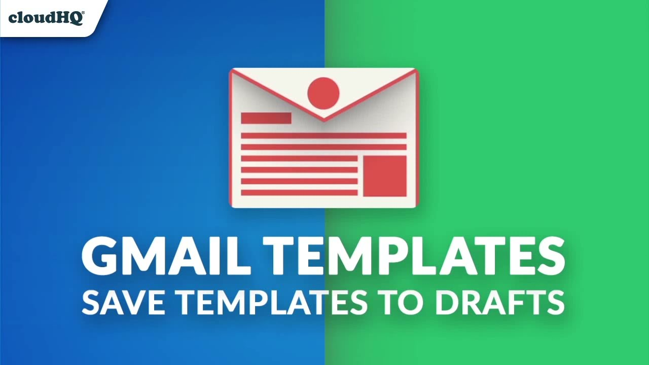 Free Gmail Email Templates Youtube