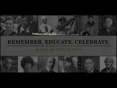 Black History Month Vid Vol 3