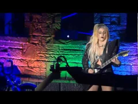 Lady Gaga - Electric Chapel - BTW Ball Live in Manila