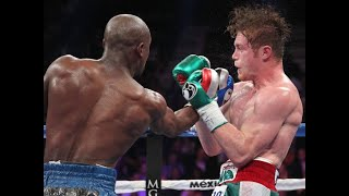 Floyd Mayweather Jr. vs Canelo Alvarez - Full Fight Highlights